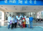 ILAMED WORKSHOP AT THE PGIMS, ROHTAK, 24.04.13