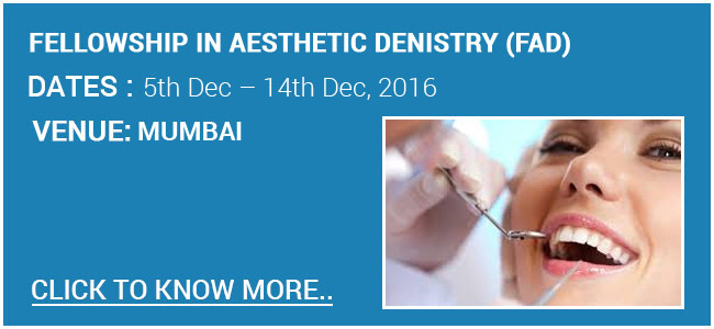 FELLOWSHIP IN AESTHETIC DENTISTRY